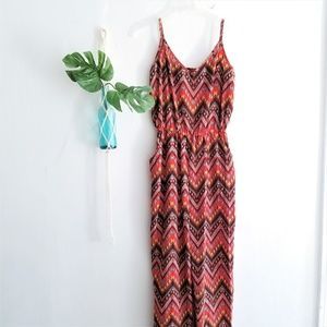 Cure Tribal Print Jumpsuit With Pockets